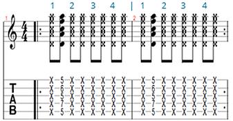 exercicio ritmico 2