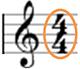 fracao de compasso musical