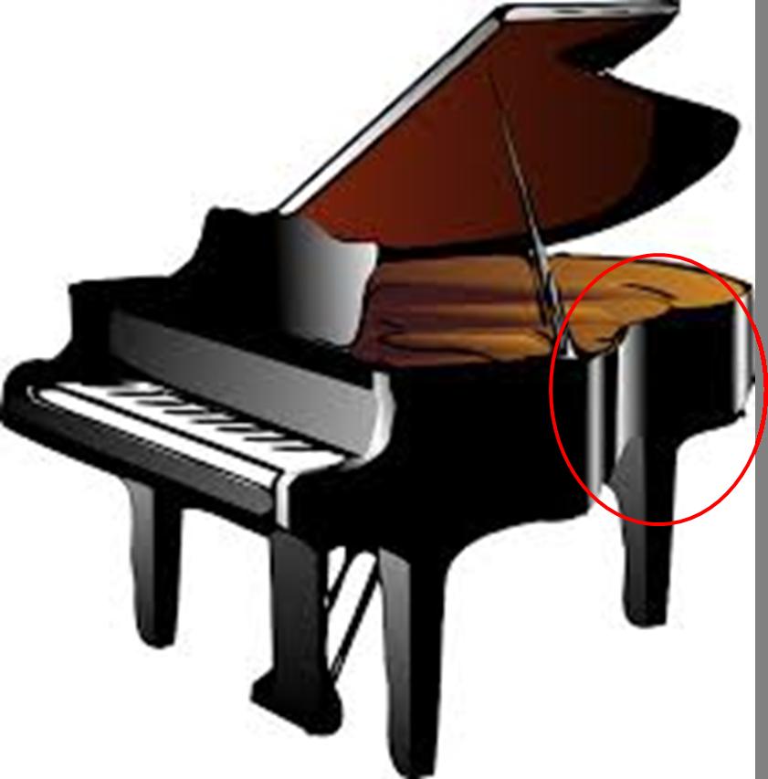 matematica musical piano