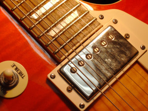 captador para guitarra humbucker