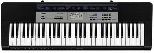 teclado casio 61 teclas