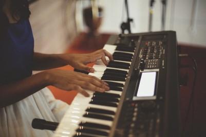 teclado para musicas populares